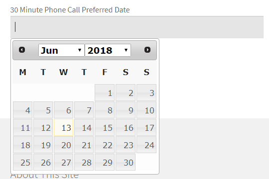 conditional-datepicker-on-checkout-page