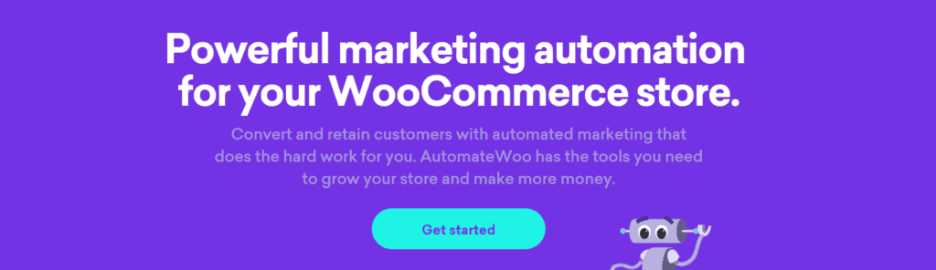 AutomateWoo - one of the best woocommerce plugins
